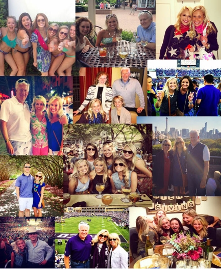 Some of my favorite memories from 2014! Also, I need a better quality camera...